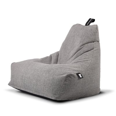 B-SKINS CONTEMPORARY BEAN BAG COVER in Grey
