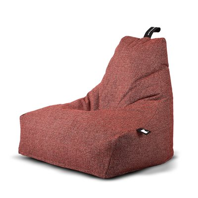 EXTREME LOUNGING B-SKINS BEAN BAG COVER in Red