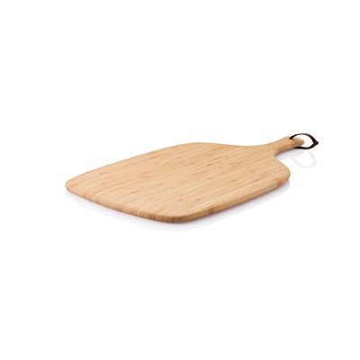 BAMBOO WOODEN CUTTING BOARD with Handle by Bambu