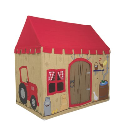 BARN Large Play House by Win Green