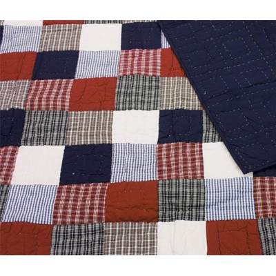 SINGLE QUILT in McKenzie Design