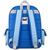 Blue backpack for boys