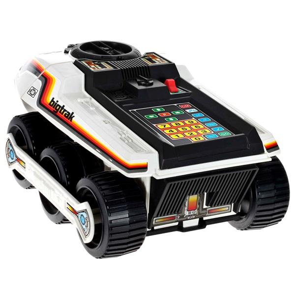 80s Electronic Toys : Bigtrak retro programmable tank s toy ebay