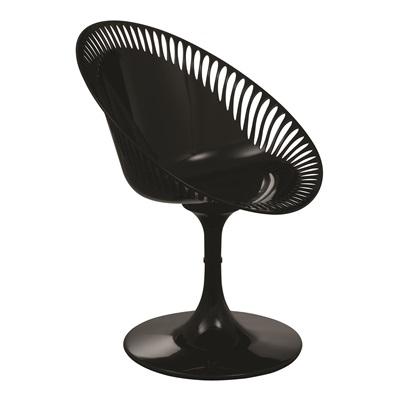 BLACK SENDERO Revolving Chair