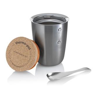 black blum thermo pot tupperware home gifts cuckooland. Black Bedroom Furniture Sets. Home Design Ideas