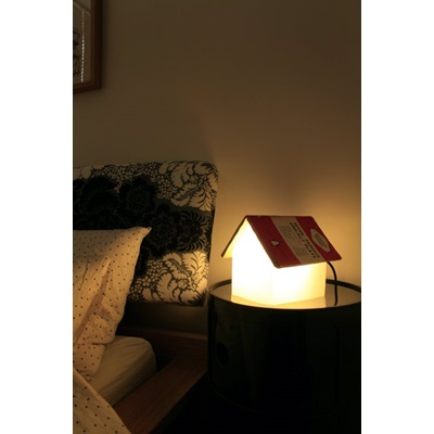 BOOK REST Lamp by Suck UK
