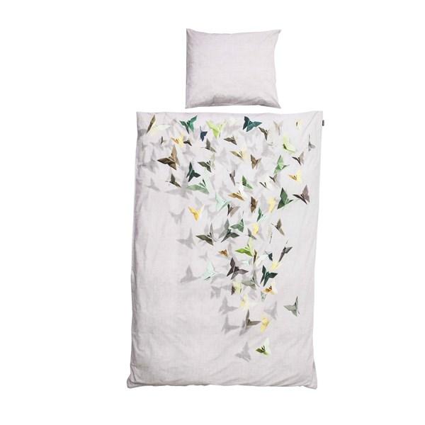 Snurk Butterfly Duvet Bedding Set