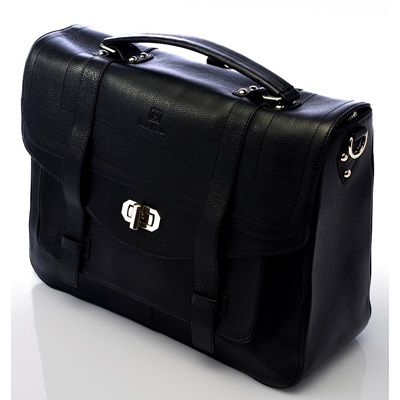NOVA HARLEY MADRID CHANGING BAG in Black