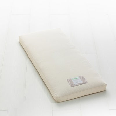 NATURAL COIR BABY CRIB MATTRESS 38 x 89 cm