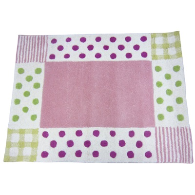 RUG in Baby Girl Design