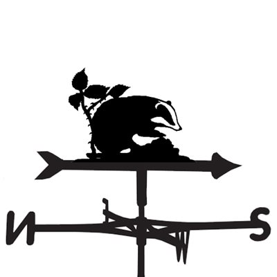WEATHERVANE in Badger Design
