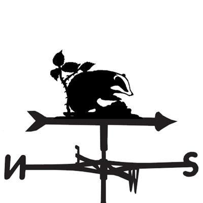 WEATHERVANE in Badger Design