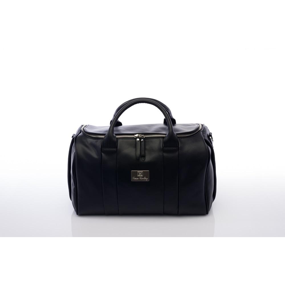 5937c696b49b9 Nova Harley Manhattan Changing Bag In Black - Baby Changing Bags