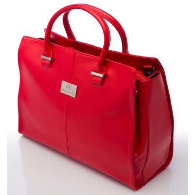 NOVA HARLEY AMSTERDAM CHANGING BAG in Red