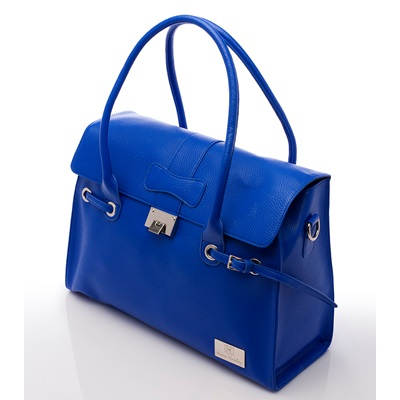 NOVA HARLEY ELEGANT CHANGING BAG in Blue