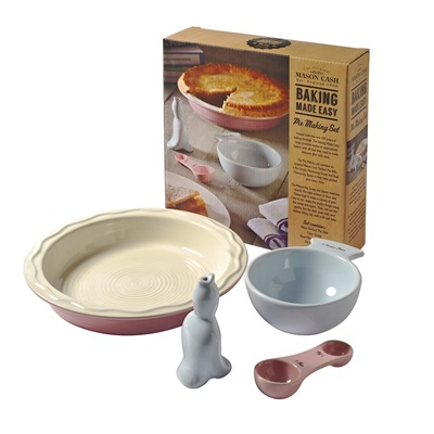 MASON CASH PIE BAKING SET