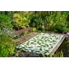 Outdoor Rugs in Authentic Bali Design - perfect for Patios, Garden & Beaches