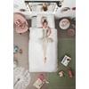 Snurk Childrens Bed Linen Set in Ballerina Design