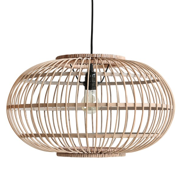 Bamboo Hanging Ceiling Light