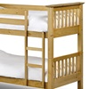 Solid Pine Bunk Bed