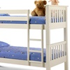 Fun Kids Bunk Bed in White