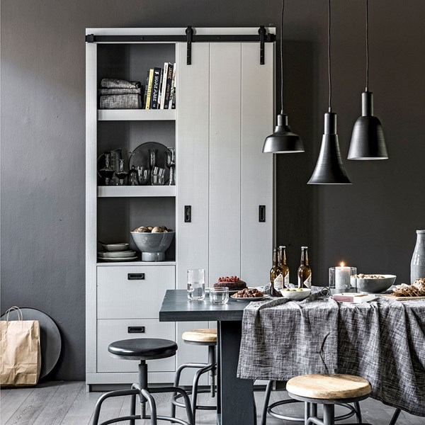 Stylish Kitchen Lifestyle Setting