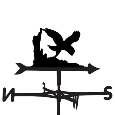 WEATHERVANE in Barn Owl Design