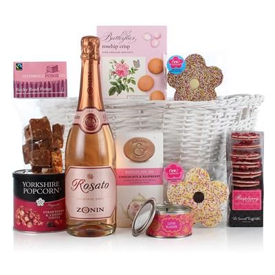 Basket for the Ladies Luxury Gift H&er  sc 1 st  Cuckooland & Basket For The Ladies Luxury Hamper - Virginia Hayward | Cuckooland