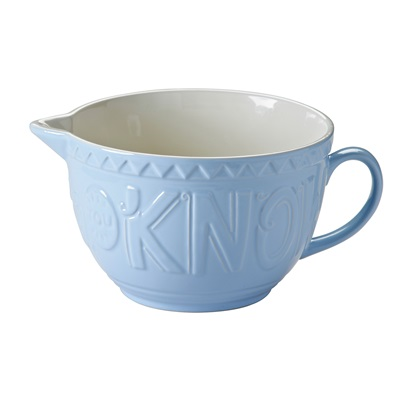 MASON CASH BATTER BOWL in Blue