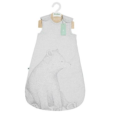 WILD COTTON ORGANIC BABY SLEEPING BAG  in Bear Design