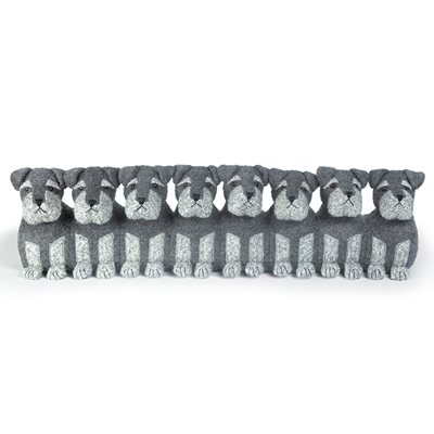 Bears Dog Family Animal Draught Excluder