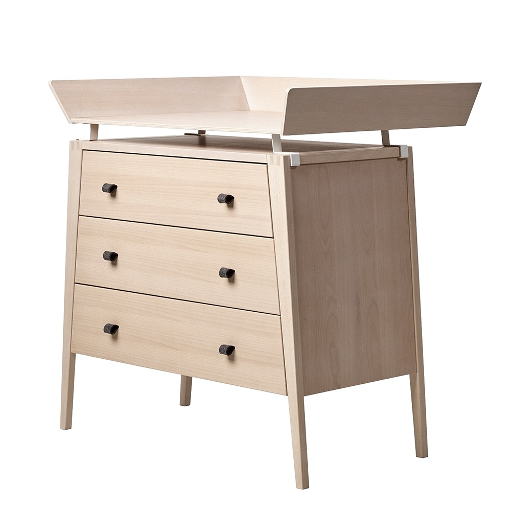 Beech Dresser With Changing Top Side Angle Jpg