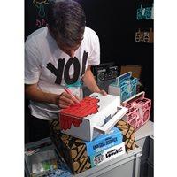 MONTANA BERLIN BOOMBOX DIY CARDBOARD SMARTPHONE SPEAKER  Classic