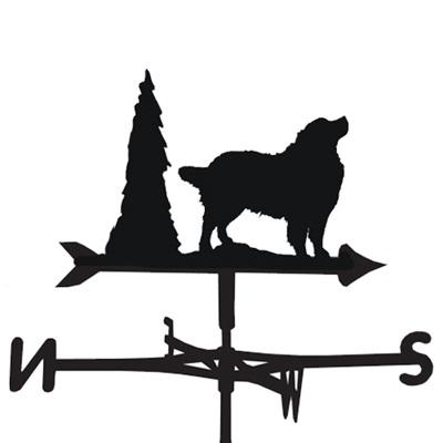 WEATHERVANE in Bernese Mountain Dog Design