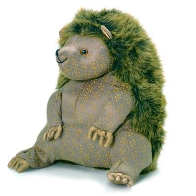 BERTIE BRISTLES Hedgehog Animal Doorstop by Dora Designs