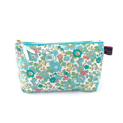 BETSY LIBERTY COSMETIC BAG