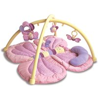 BILLOWY BUTTERFLY MULTI ACTIVITY BABY PLAY GYM