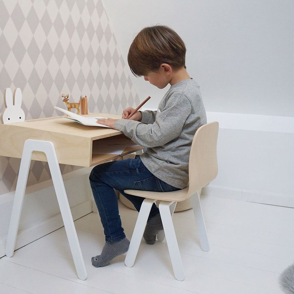 Large Children's Desk and Chair