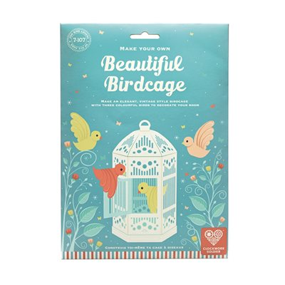 BEAUTIFUL BIRD CAGE Activity Set