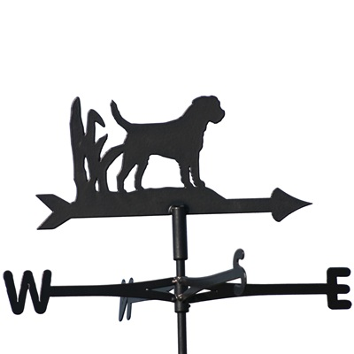WEATHERVANE in Border Terrier Design