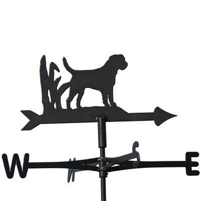 WEATHERVANE in Border Terrier Design