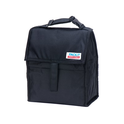 PACKIT KIDS FREEZABLE COOL BAG in Black