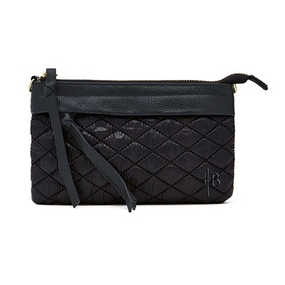 PHONE CHARGING MIGHTY PURSE FESTIVAL SPORT LUXE in Black
