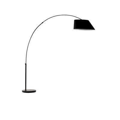 ARC STUDY FLOOR LAMP in Black