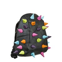 MADPAX SPIKETUS REX BACKPACK in Black Multi Colour  Medium