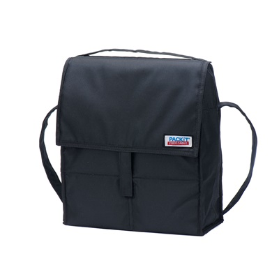 PACKIT FREEZABLE PICNIC COOL BAG in Black