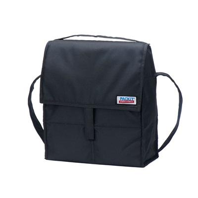 PACKIT FREEZABLE PICNIC COOL BAG in Black