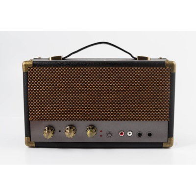 GPO WESTWOOD SPEAKER in Black