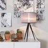 Modern Grey Desk Lamp