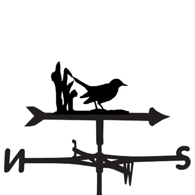 WEATHERVANE in Blackbird Design